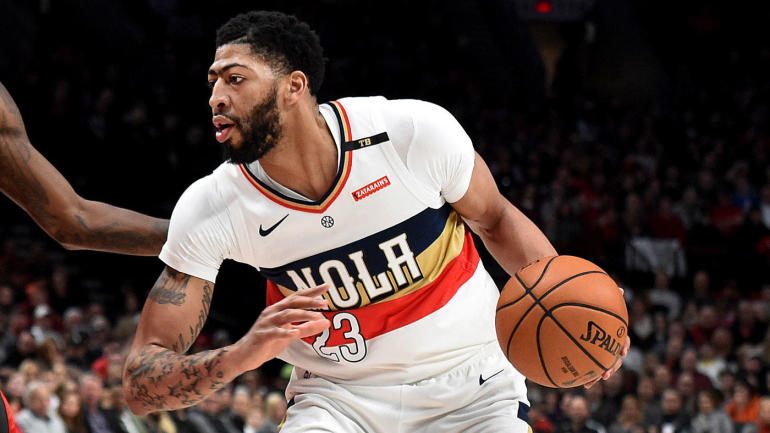 Anthony Davis injury update  Pelicans star could return next week after  visiting hand specialist 0804e644f