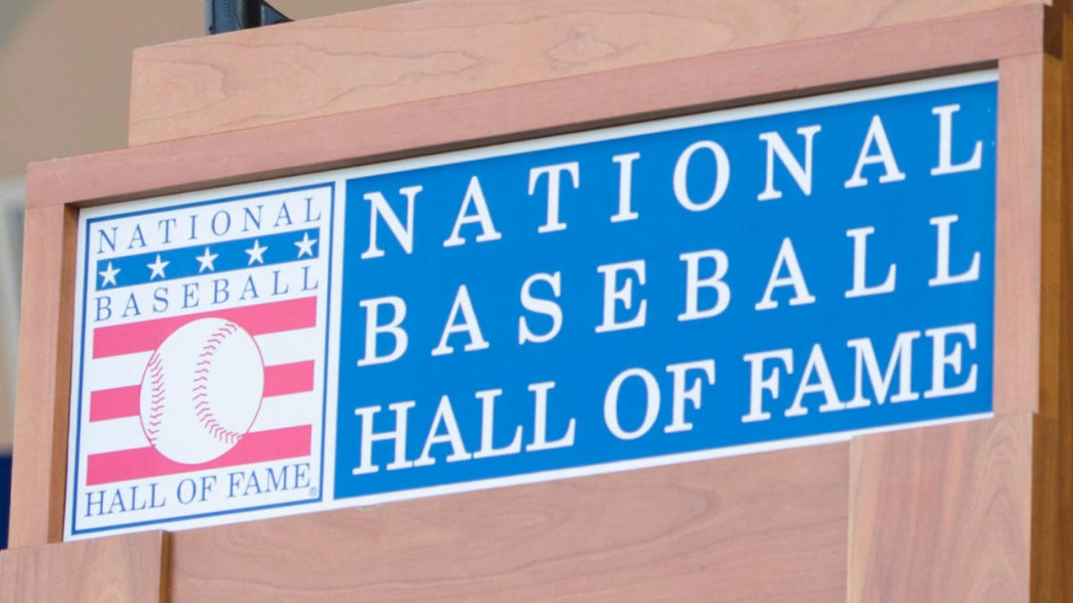 090aeb29f3 2019 Baseball Hall of Fame: Takeaways as Mariano Rivera gets in unanimously  and Barry Bonds, Roger Clemens hit a wall - CBSSports.com