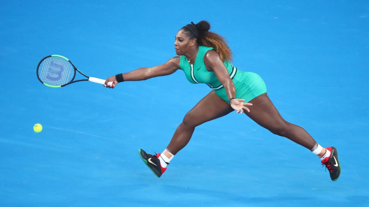 australian open 2019 scores  results  serena williams