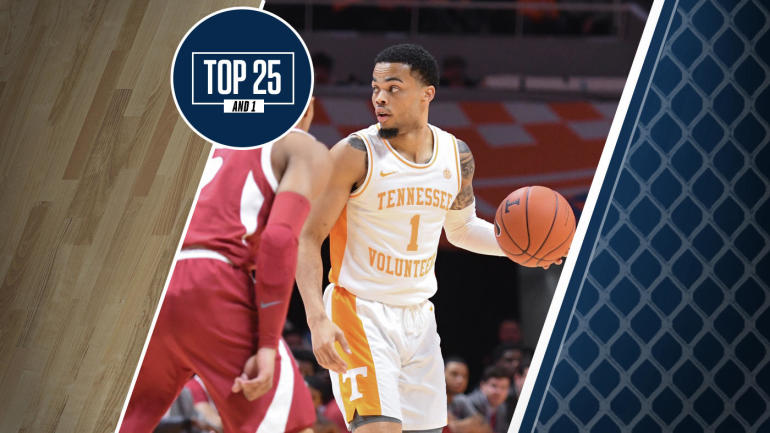 Ncaa Basketball News Scores Rankings: College Basketball Rankings: Why Tennessee Deserves To Be