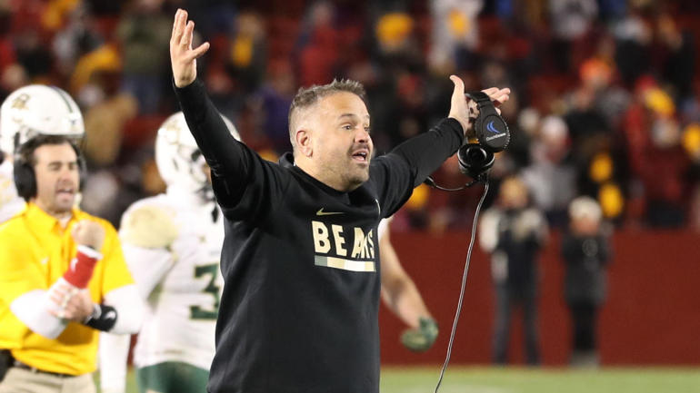 Baylor Coach Matt Rhule Is Turning Around The Program But