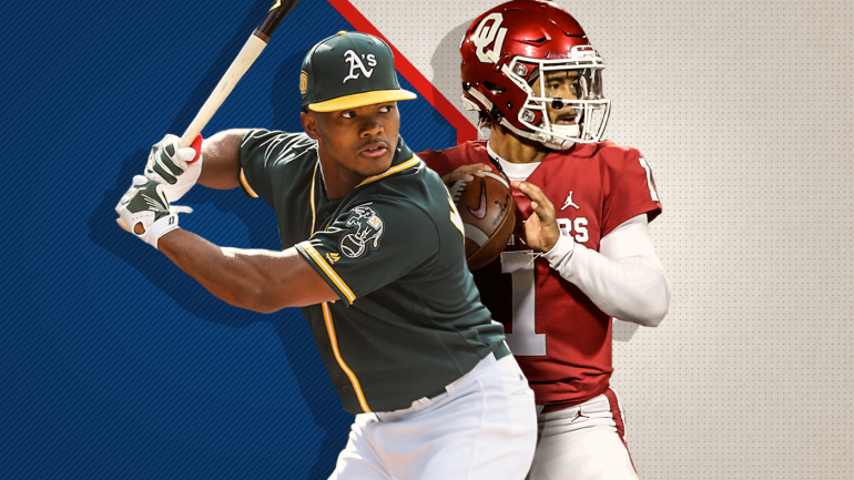 0e3ef2fbc Kyler Murray has become the most fascinating story in sports