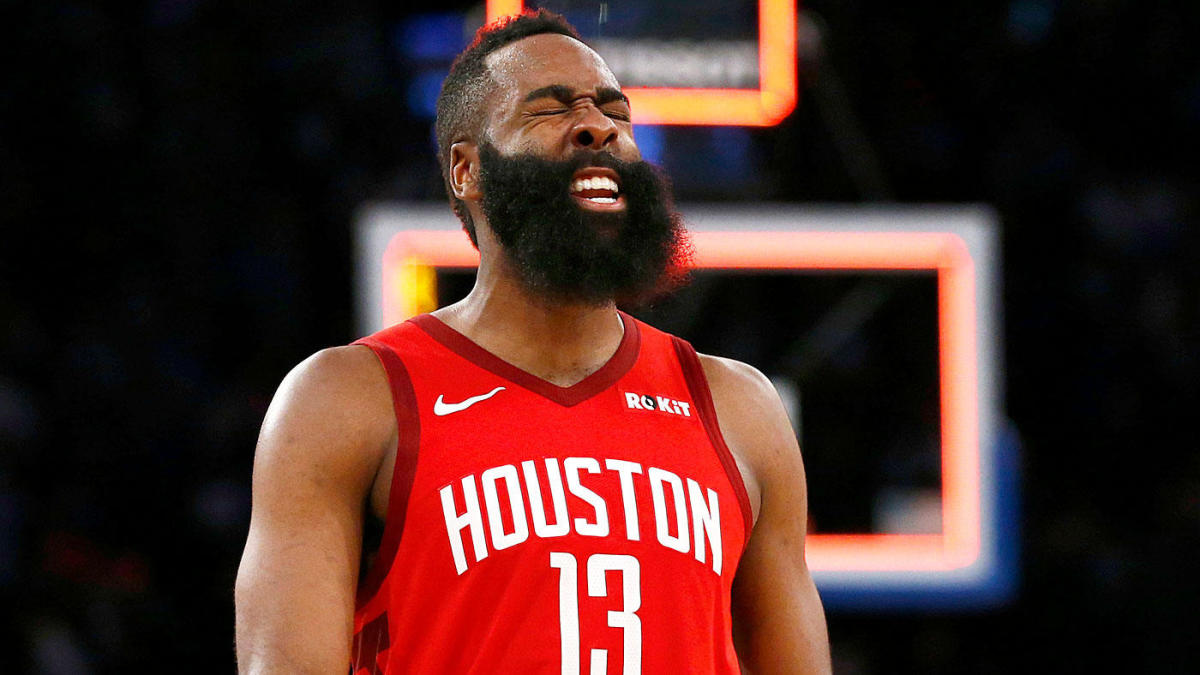 finest selection 0f046 3f39e That's Pretty Interesting: The James Harden Show is many ...