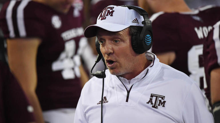 Jimbo Fisher plans to stay at Texas A&M despite ex-AD being 'one of the reasons I came out here'
