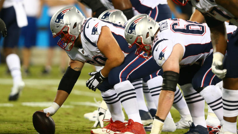 b50d8df01 Super Bowl 2019  The Patriots  offensive line is as good as it s ever been