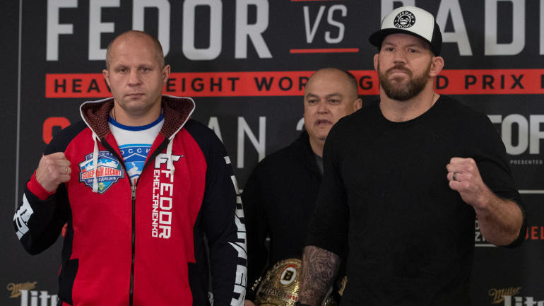 M-1: Fedor Emelianenko's Next Fight Set for June 21 in ...