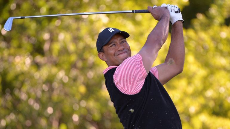 tiger woods score  best sunday finish at torrey pines in
