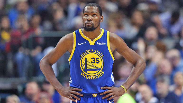 7ef9c712e86d Warriors  have no idea  what impending free agent Kevin Durant will do this  summer