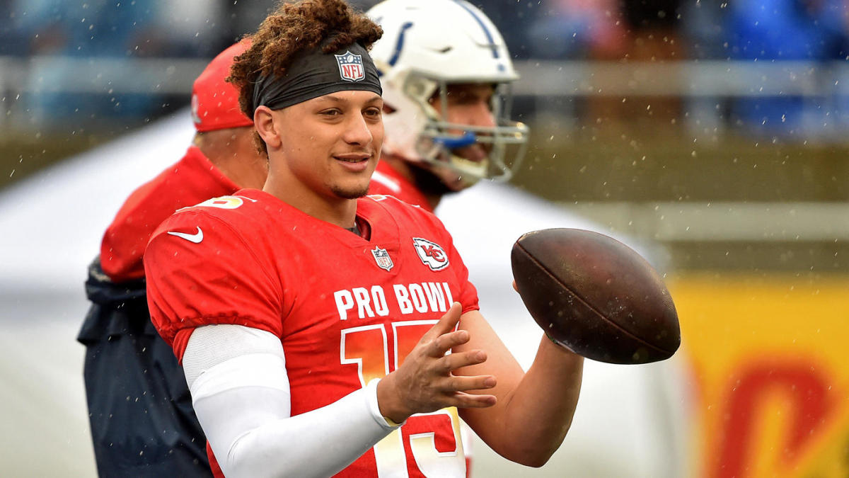 Patrick Mahomes Reveals What Tom Brady Told Him During