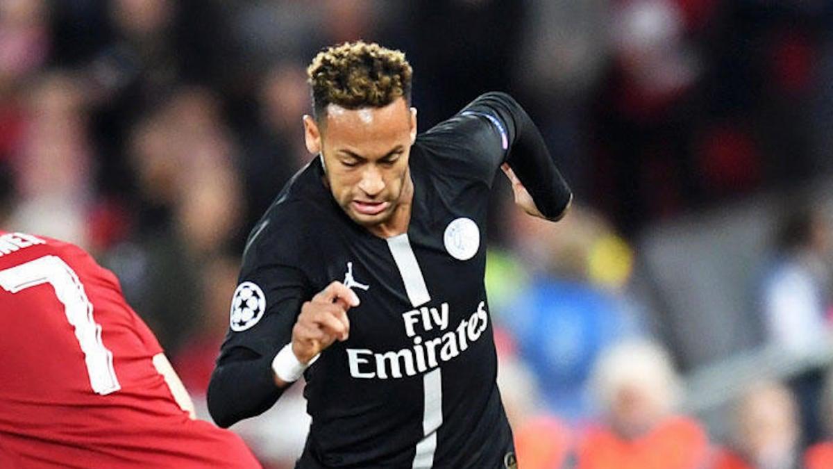 Neymar scores unbelievable bicycle kick winner in final minute of PSG return