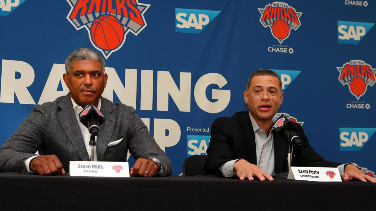 Knicks' continued dysfunction comes into focus with scapegoating of David Fizdale, who was set up to fail