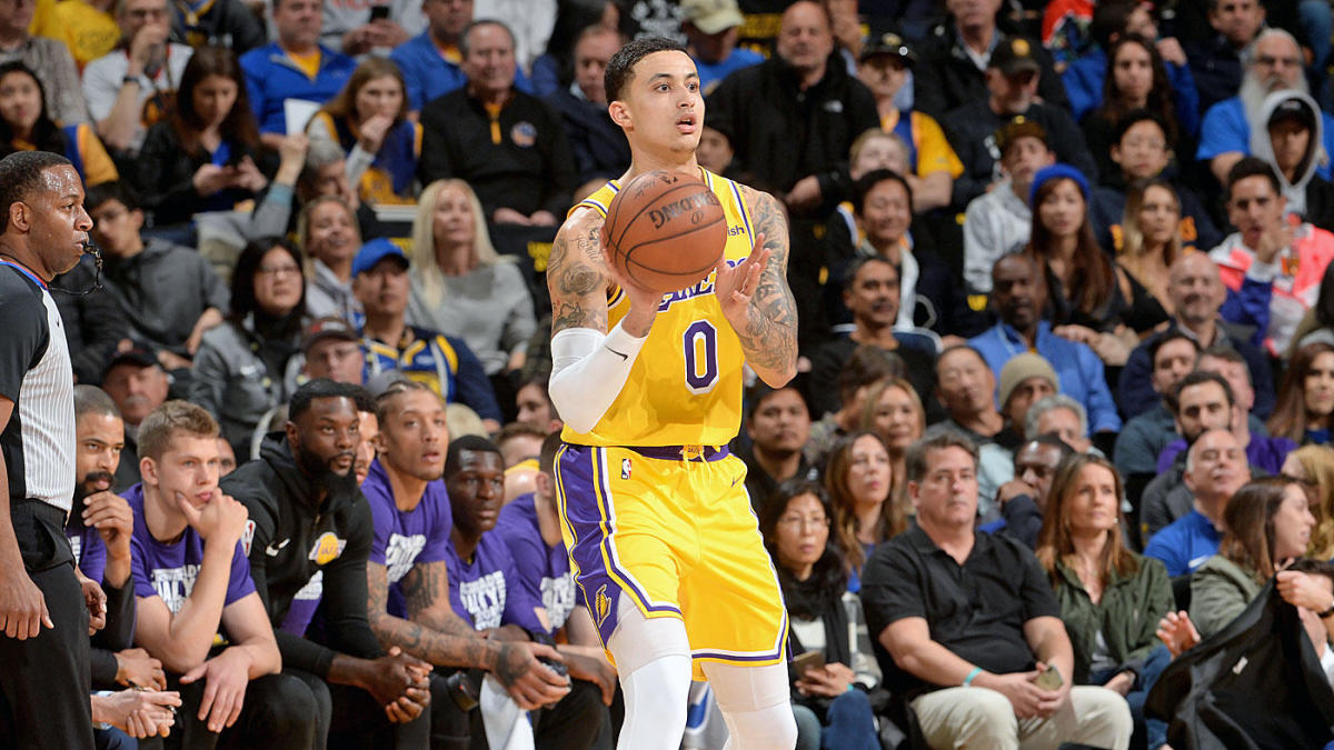 Kyle Kuzma will miss Lakers' opening night battle with Clippers due to foot injury