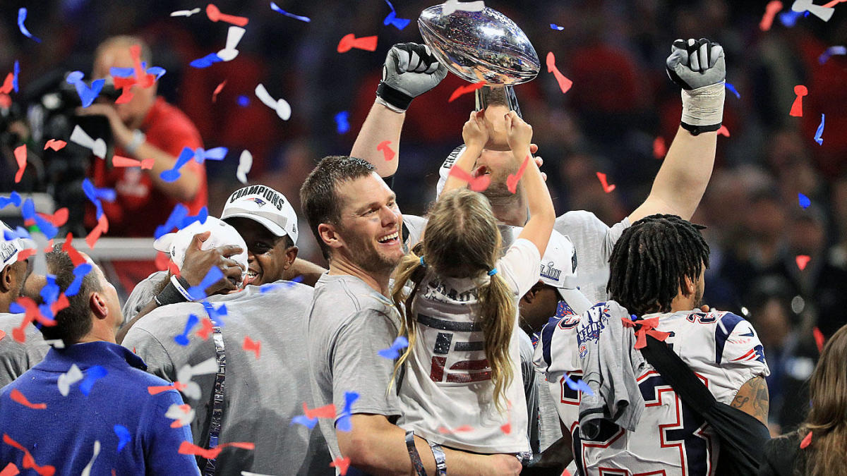 2019 Super Bowl Tom Brady Wins Record Sixth Title And He S
