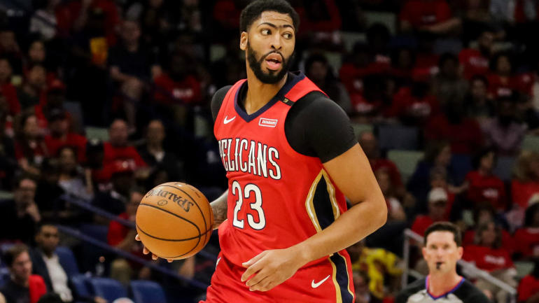 Anthony Davis trade rumors  Celtics not on list of teams the Pelicans star  will sign long-term with - CBSSports.com 2a23210da