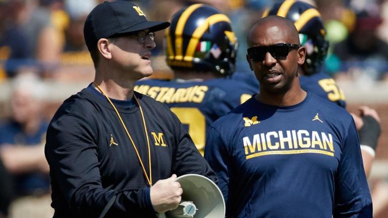 Former Michigan assistant Pep Hamilton named coach of XFL's Washington franchise