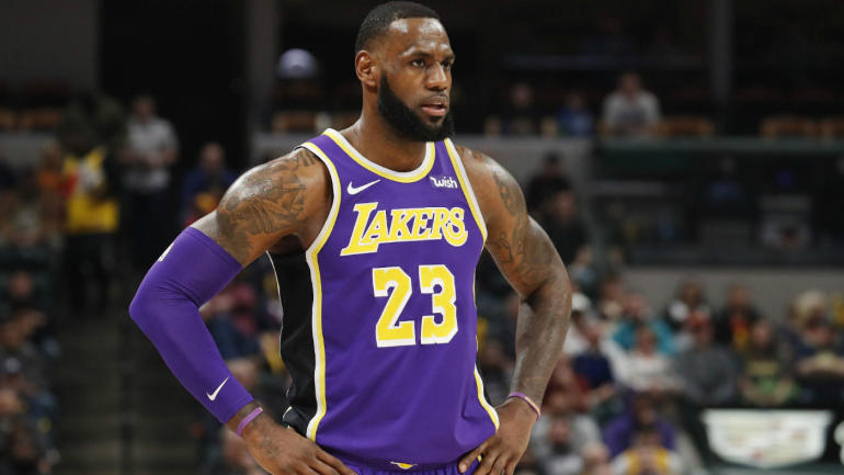 060889686198 Lakers suffer worst loss of LeBron James  career amid Anthony Davis trade  drama