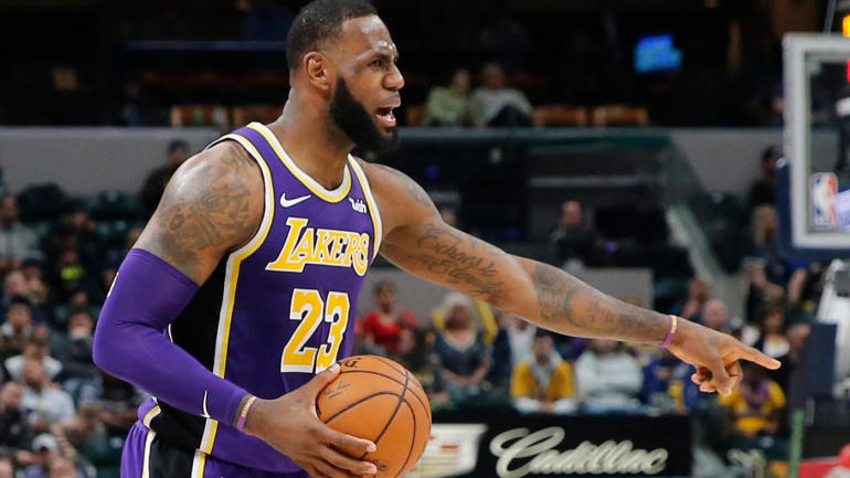 64e5b20c06f LeBron James injury update  Lakers  a little concerned  about the health of  the All-Star