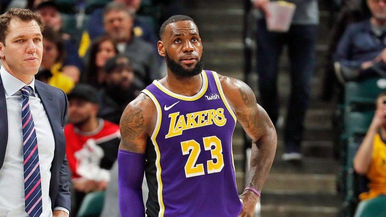 a6b2e490ab93 Debating Lakers  playoff chances
