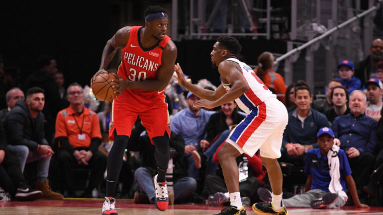 NBA DFS: Julius Randle and top picks for Feb. 8 FanDuel ...