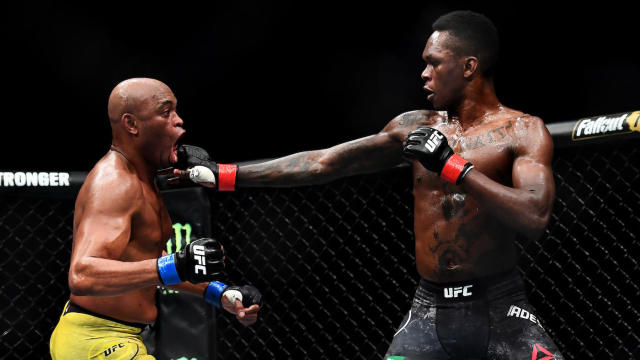 UFC 234 results, highlights Israel Adesanya outpoints