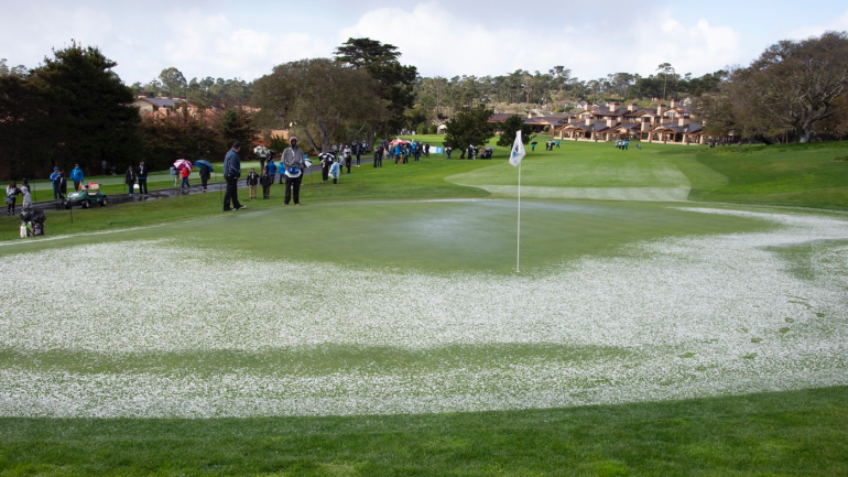 look  hail forces stoppage in play at final round of 2019