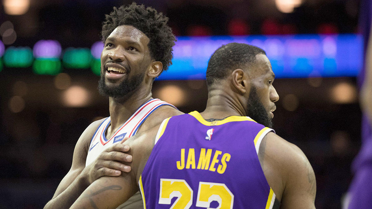 NBA scores, highlights: New-look 76ers crush LeBron James' Lakers