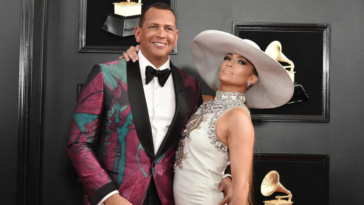 Alex Rodriguez Jennifer Lopez Have Not Broken Up And The Couple Says They Are Working Through Some Things Cbssports Com