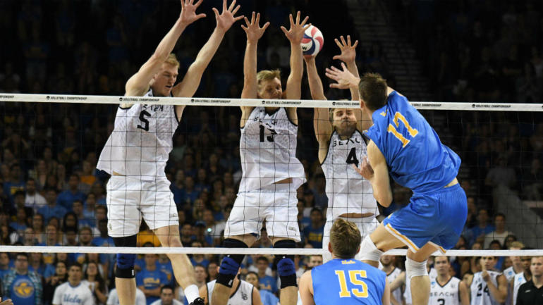 3d22a04ef465 College volleyball  Watch No. 1 Long Beach State vs. No. 4 UCLA on CBS  Sports Digital