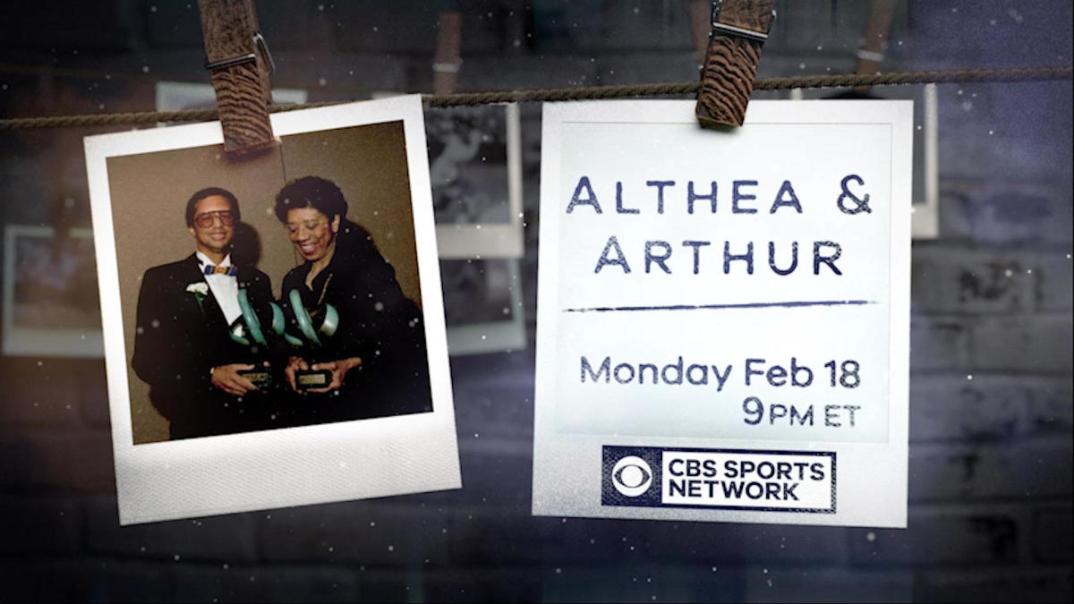 CBS Sports Network to premiere Arthur Ashe and Althea Gibson documentary in celebration of Black History Month