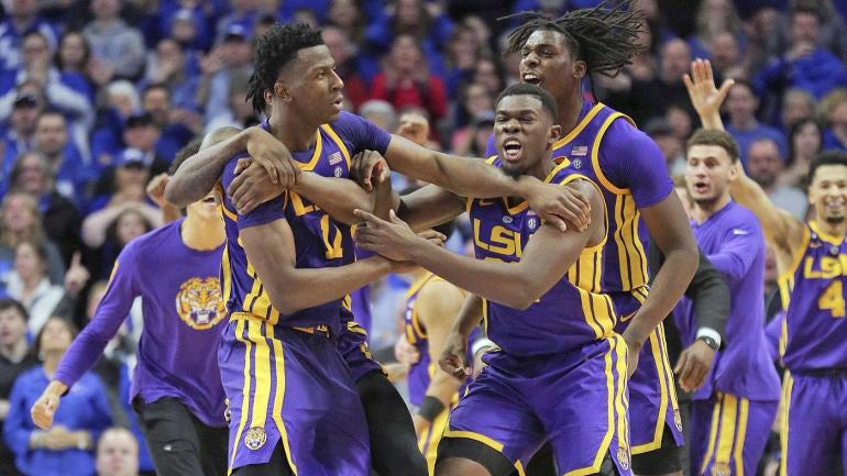 How To Watch Kentucky Wildcats Basketball Vs Lsu Tigers: Kentucky Vs. LSU Score: Tigers Stun No. 5 Wildcats At The