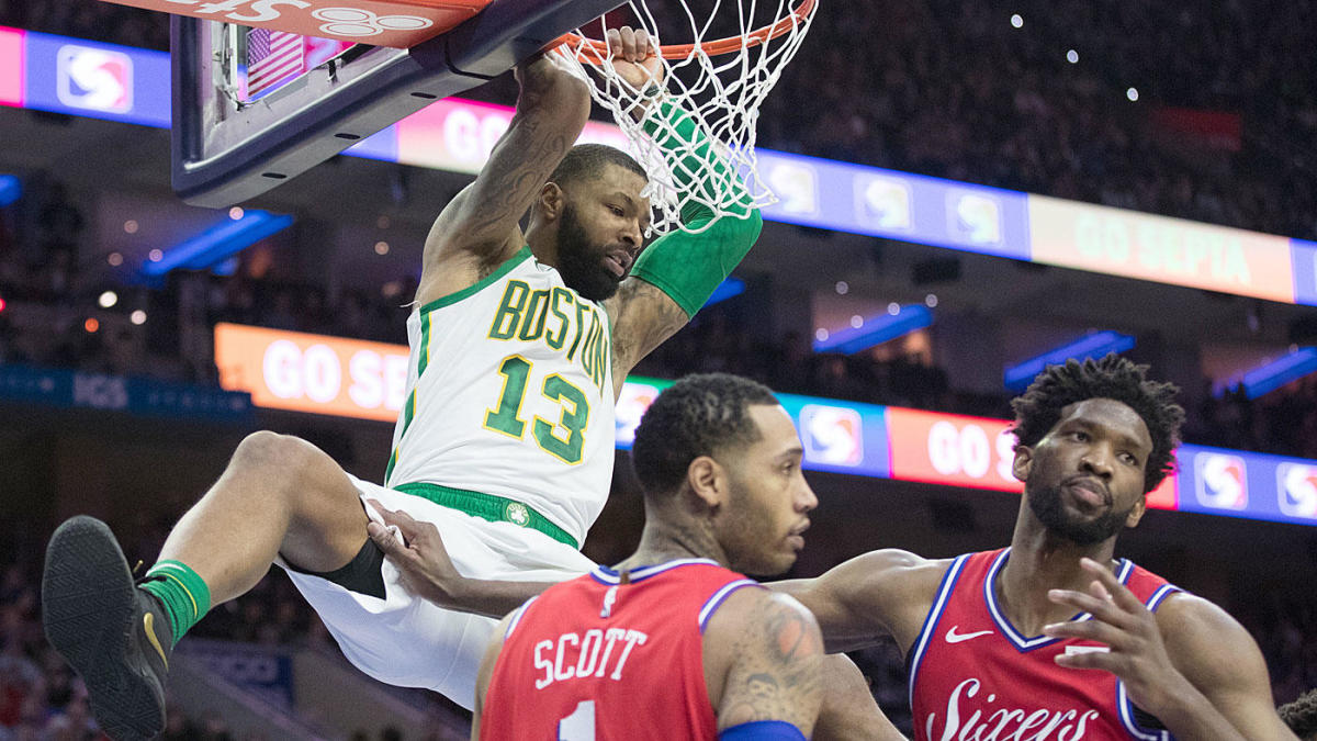 NBA Scores, highlights: Gordon Hayward, Celtics take down 76ers
