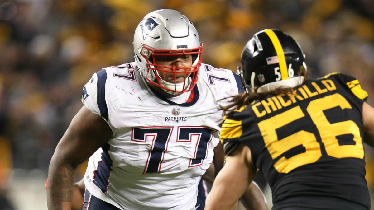 cheap for discount a5219 2f119 Trent Brown gets eye-popping NFL free agency deal from ...