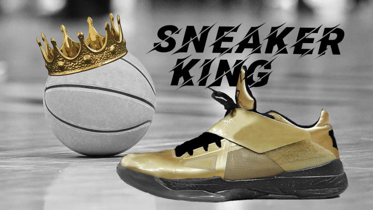 premium selection 227fd 2facf NBA Sneaker King Power Rankings  LeBron James, Paul George heating up   Dwyane Wade makes massive jump - CBSSports.com