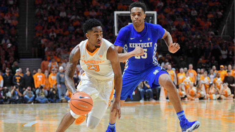 How To Watch Tennessee Vs Kentucky Basketball Online Free: Kentucky Vs. Tennessee: Predictions, Picks, Odds, Line, TV