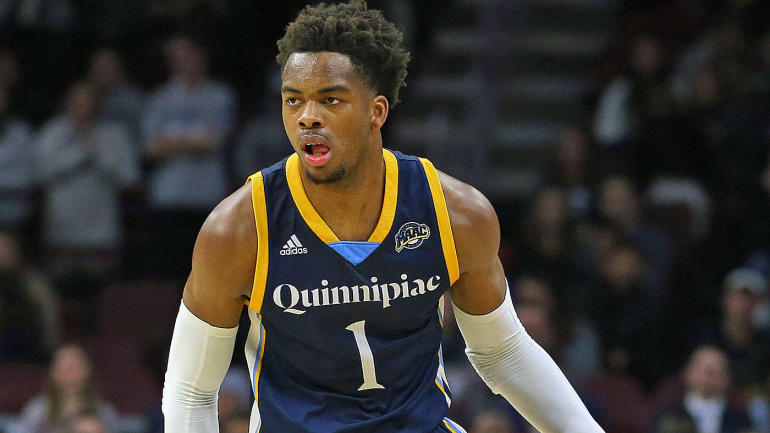 Quinnipiac's Cameron Young scores most points in NCAA game in more than a decade