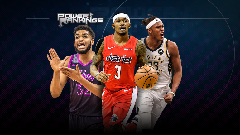 e16fa5d3ac10 NBA Power Rankings  Raptors finishing as East s top seed