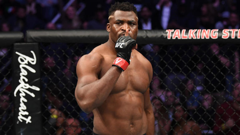 UFC on ESPN 1 results, highlights: Francis Ngannou stops Cain Velasquez in just 26 seconds