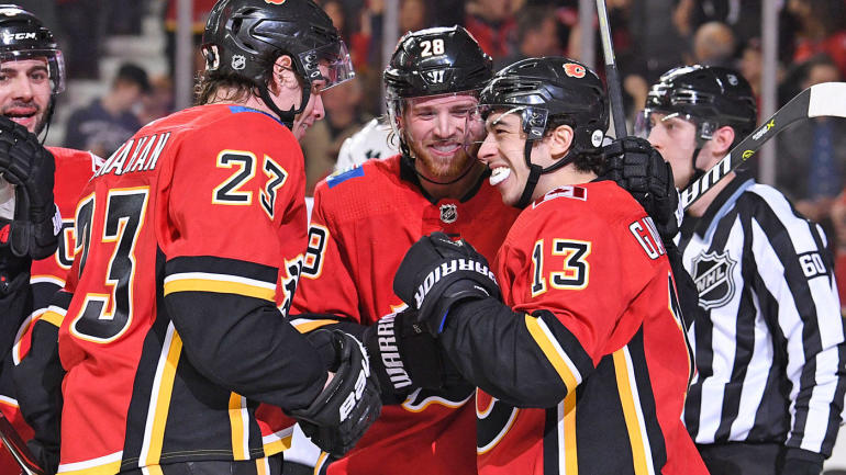 Coyotes vs  Flames odds, line: NHL picks, predictions from proven