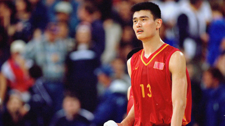 Team USA had a $1 million 'bounty' to dunk on Yao Ming during 2000 Olympics, Kevin Garnett reveals - CBS Sports
