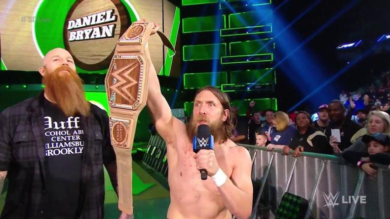 WWE SmackDown results, recap, grades: Daniel Bryan's Fastlane challenger, NXT stars shine again
