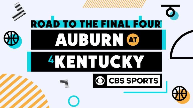 Kentucky vs. Auburn: TV channel, live stream, watch online, prediction, pick, odds, line