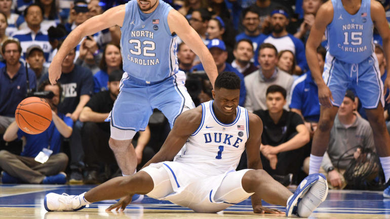 Zion Williamson injury  Nike issues statement after Duke freshman blows out  shoe 44ecbc17c
