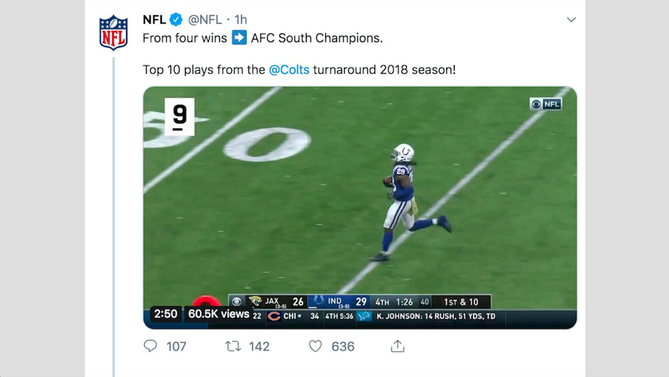058ea9e5 NFL seems to have forgotten who won the AFC South in 2018, leaving ...