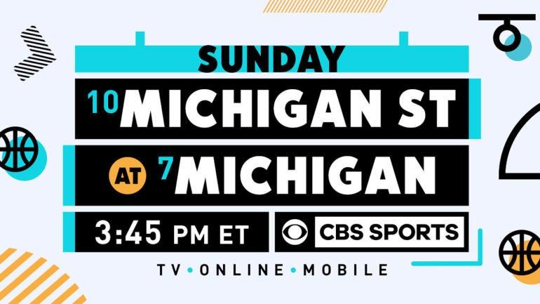 Michigan State vs  Michigan: Prediction, line, TV channel