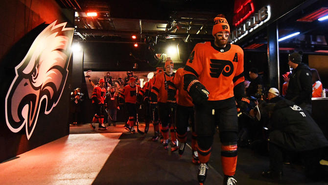 bcb0bdfa3f5 Stadium Series 2019: The best photos from Penguins-Flyers outdoor ...