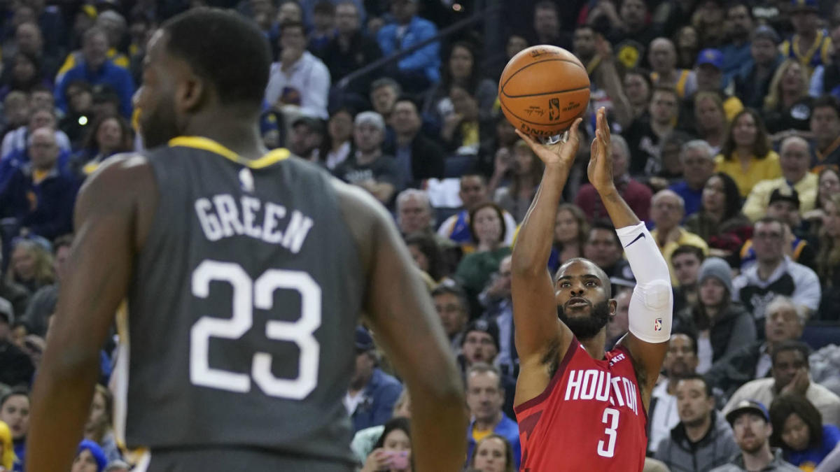 NBA scores, highlights, results: Chris Paul leads James