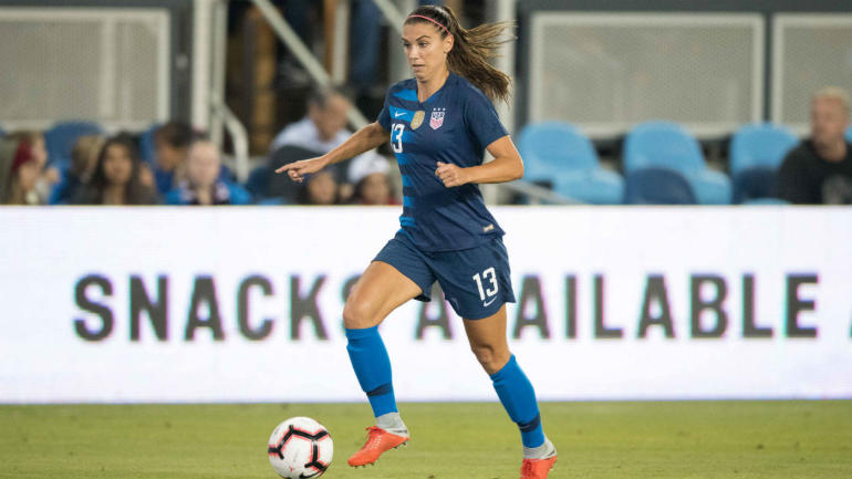 5adf1a76 USWNT vs. Japan score: USA settles for draw in SheBelieves Cup ...