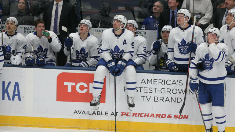 Maple Leafs  John Tavares on the booing Islander fans   They always made it  tough on the opponent  a1930abb4