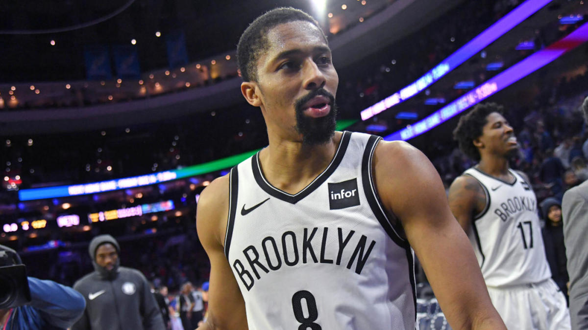 online store 05370 093ad Spencer Dinwiddie's return gives Nets a chance to reach a ...