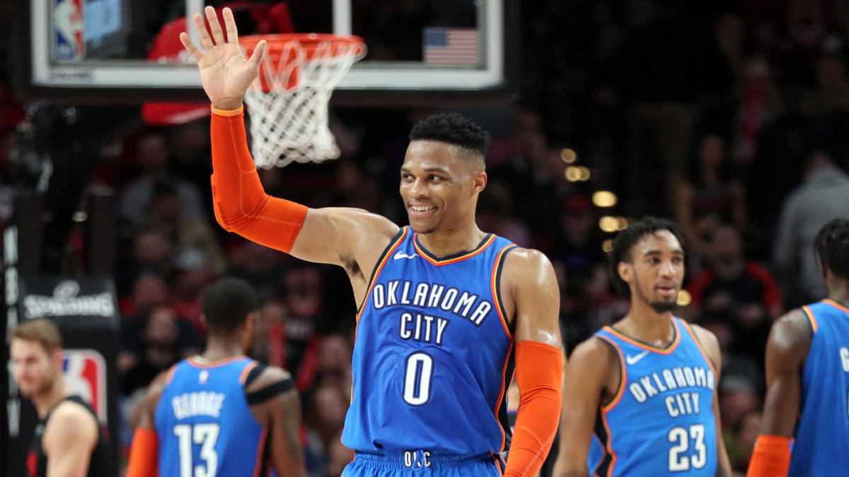 Nba Scores Highlights Results Russell Westbrook Outduels Damian